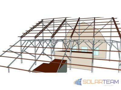 Проект наземной солнечной электростанции в г. Кривой Рог. Страница 1