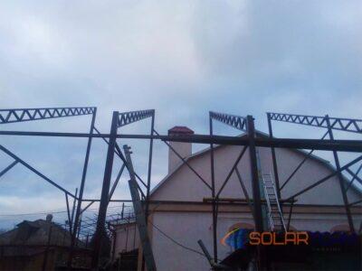 Солнечная станция в Кривом Роге. Фото №2