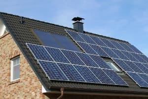 Домашня мережева сонячна станція 20 кВт