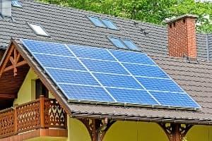 Домашня мережева сонячна станція 10 кВт