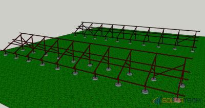Проект солнечной электростанции